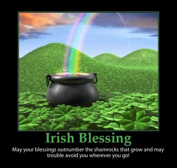 Irish Blessing - Funny pictures