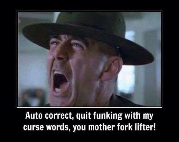 Auto Correct - Funny pictures