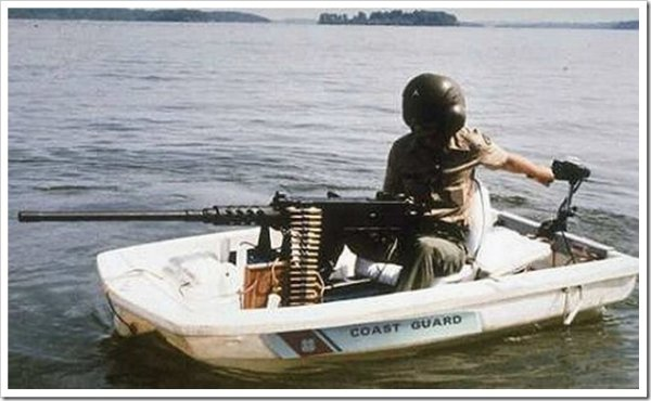 Funny Coast guard boat - Funny pictures