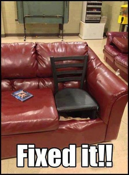 Fixed It! - Funny pictures