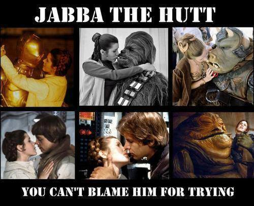 Jabba The Hutt - Funny pictures