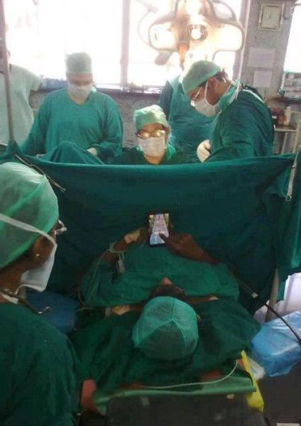 Meanwhile In The Operating Room - Funny pictures