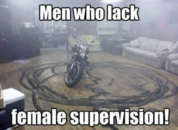 Men Who Lack Female Supervision - Funny pictures