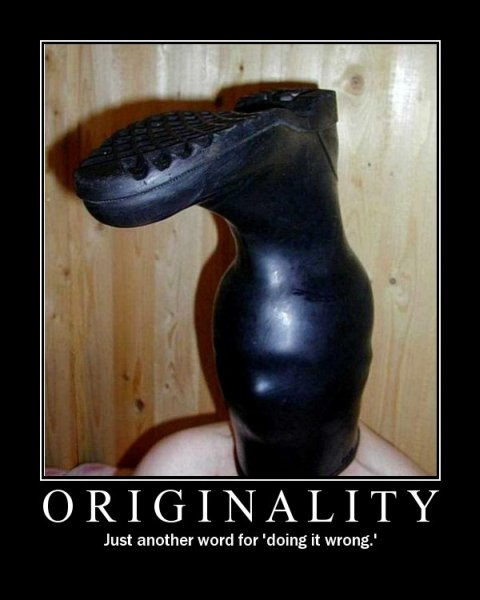 Originality - Funny pictures