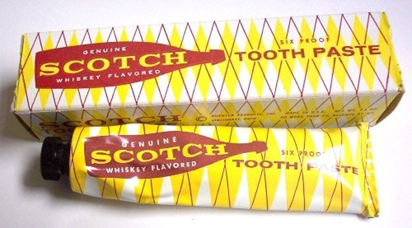 Unusual Toothpaste Flavors - Funny pictures