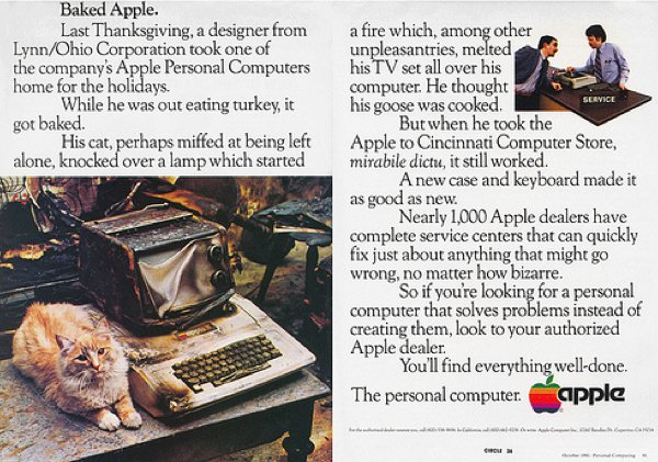 Old Computer Ads - Funny pictures