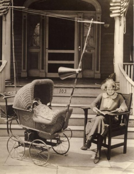 Weird Inventions From The Past - Funny pictures