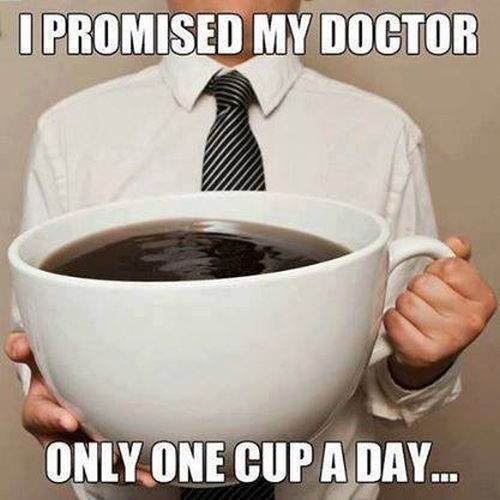 I Promised My Doctor - Funny pictures