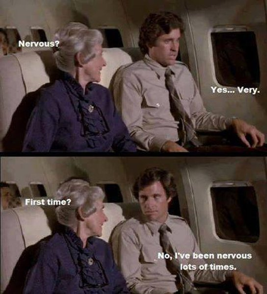 Nervous? - Funny pictures