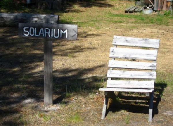Free Solarium - Funny pictures