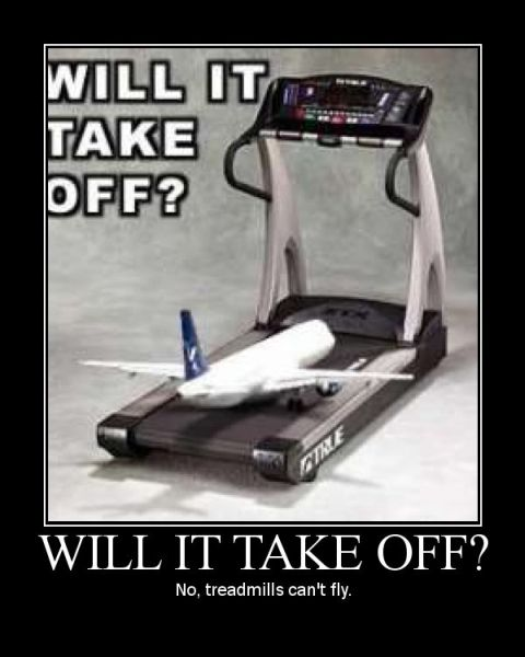 Will it take off? - Funny pictures