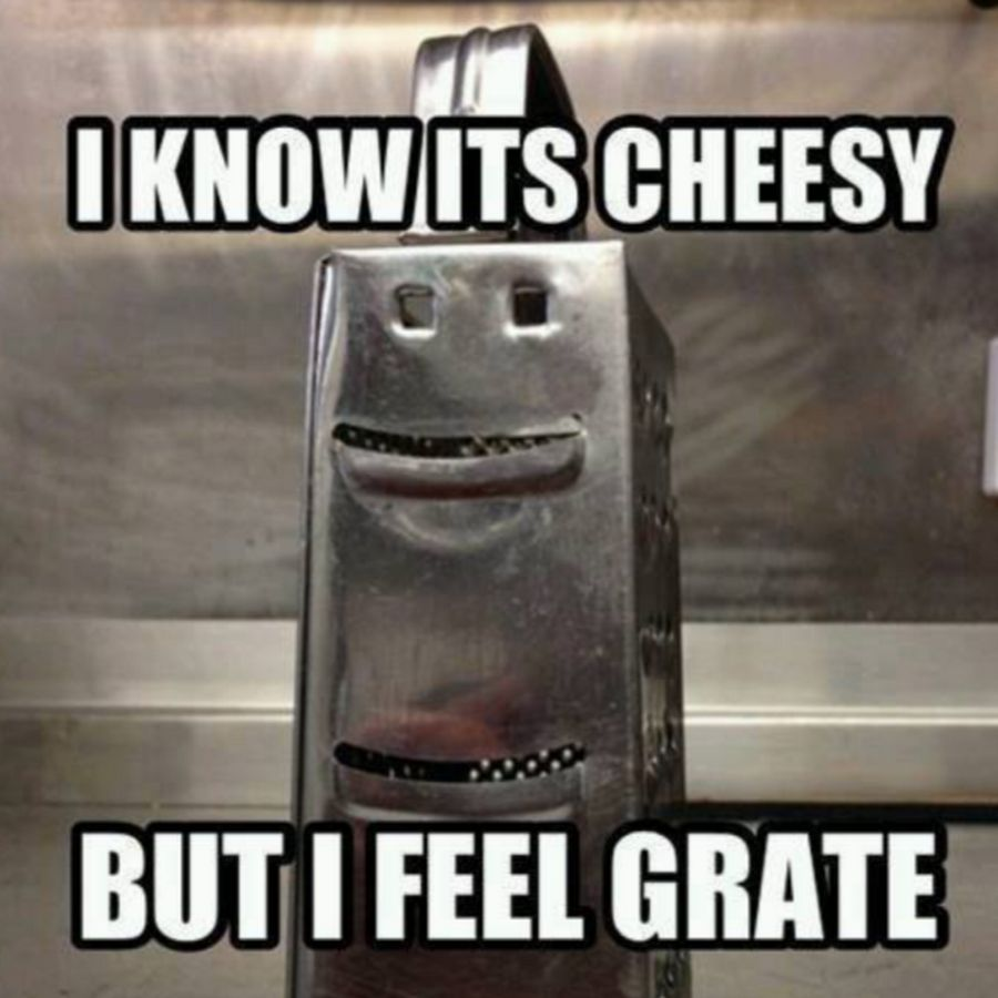 I Know It's Cheesy - Funny pictures