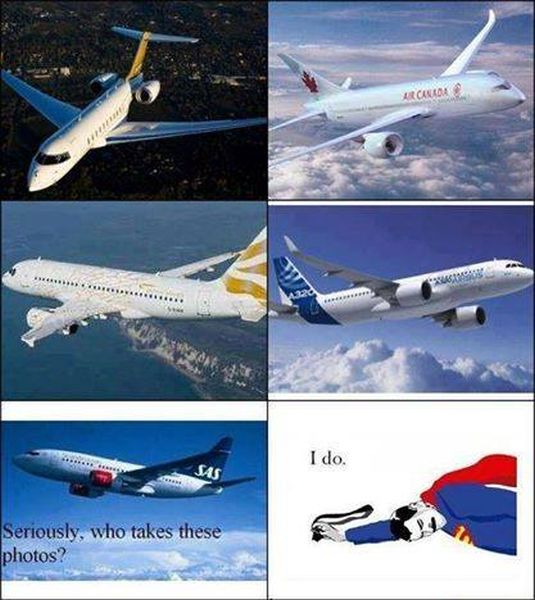 Aerial Photography - Funny pictures