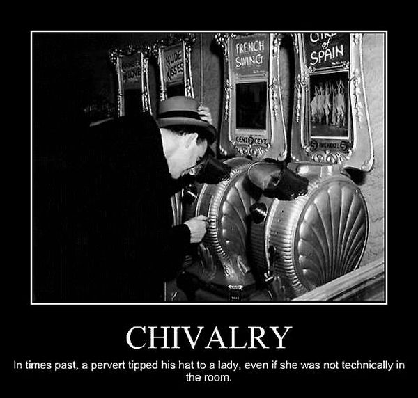 Chivalry - Funny pictures