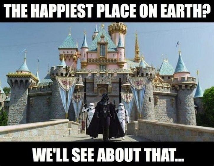 The Happiest Place On Earth? - Funny pictures