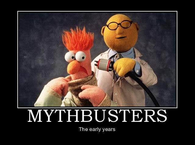 Mythbusters - The Early Years - Funny pictures
