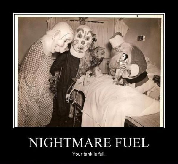 Nightmare Fuel - Funny pictures