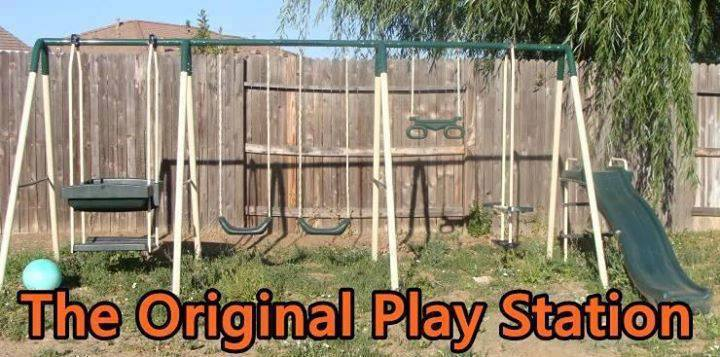 The Original Play Station - Funny pictures