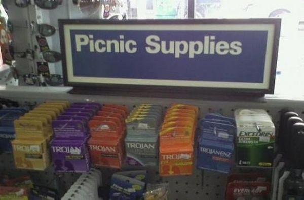 Picnic Supplies - Funny pictures