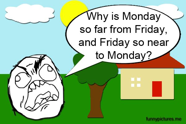 Monday... - Funny pictures