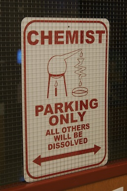 Chemist Parking Only - Funny pictures