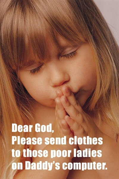 Dear God - Funny pictures
