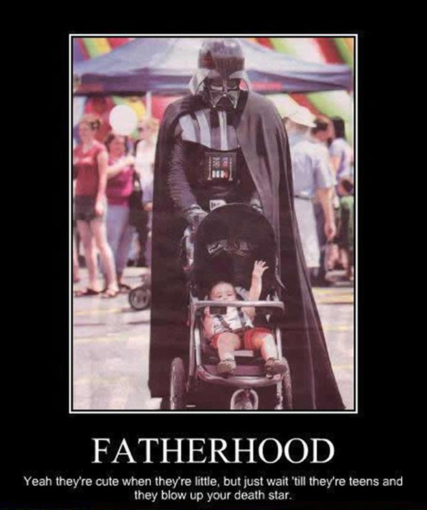 Fatherhood - Funny pictures