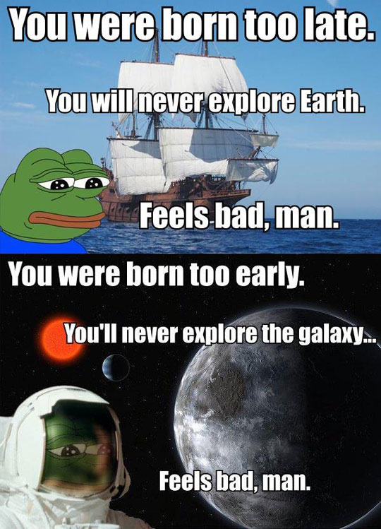 Feels Bad Man - Funny pictures