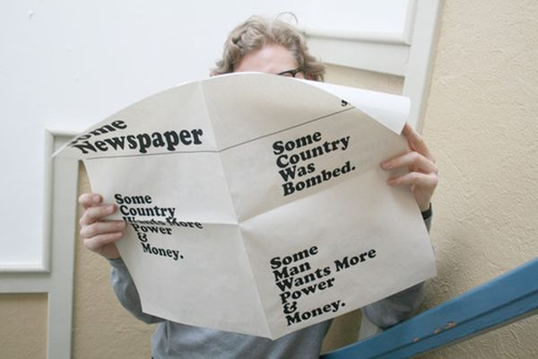 Some Newspaper - Funny pictures