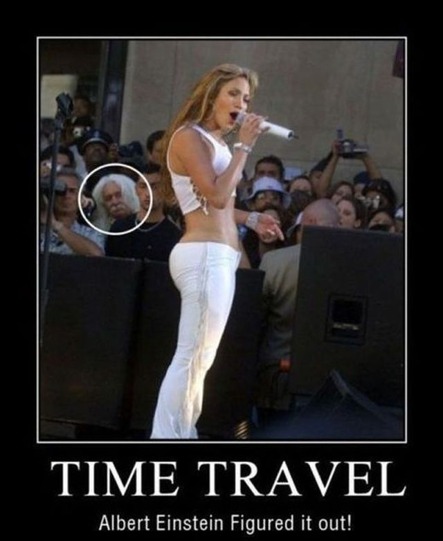 Time Travel - Funny pictures