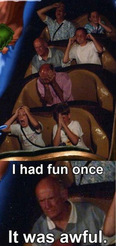 I had fun once… - Funny pictures