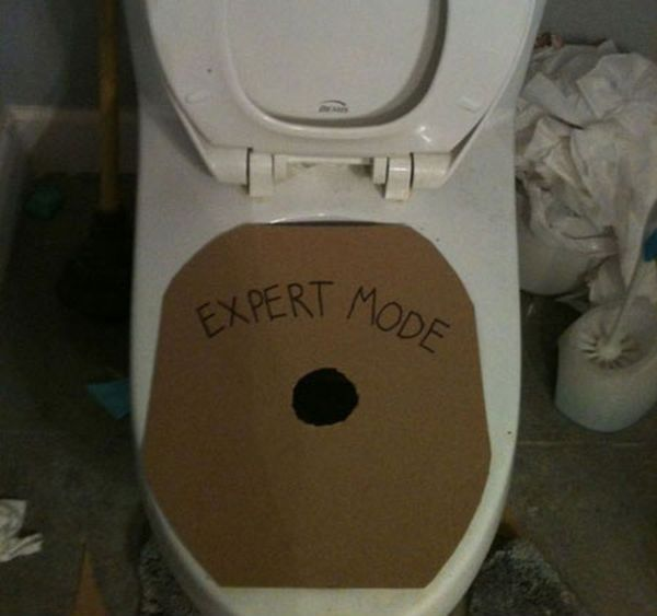 Expert Mode - Funny pictures