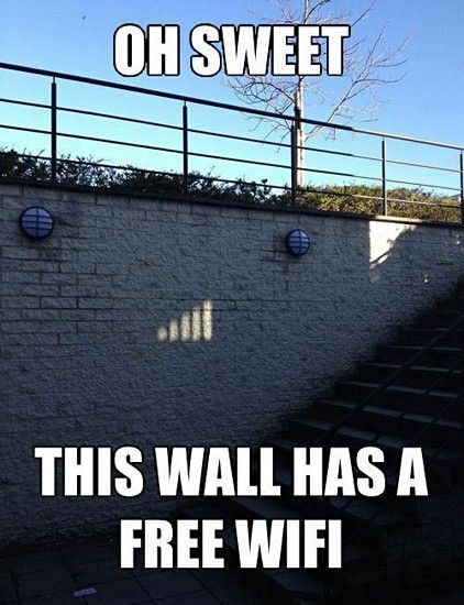 Free WiFi - Funny pictures