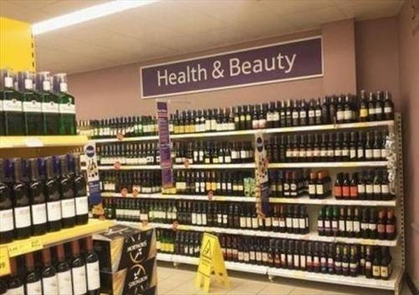Health & Beauty - Funny pictures