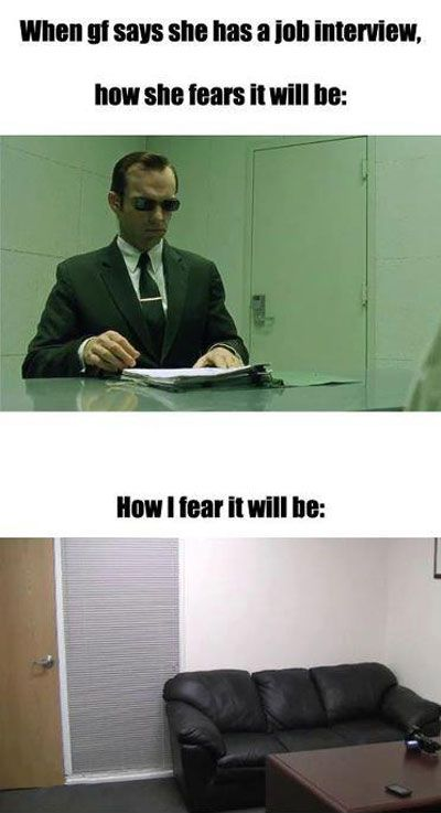 Job Interview - Funny pictures