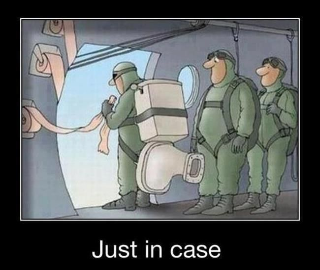 Just In Case - Funny pictures