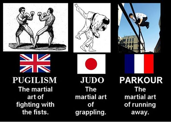 Martial Arts - Funny pictures
