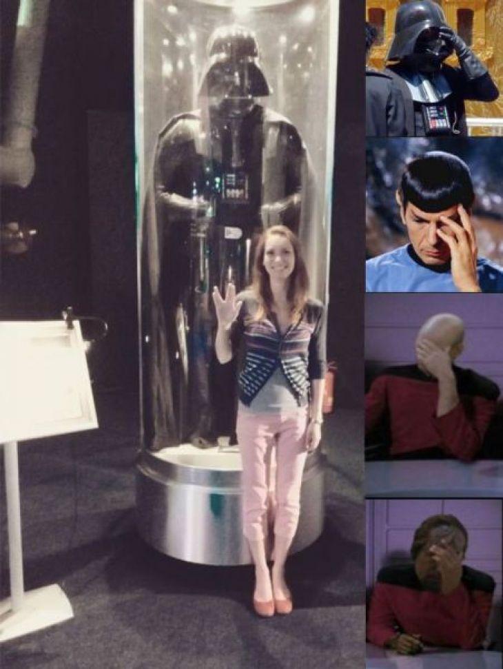 Quadruple Facepalm - Funny pictures