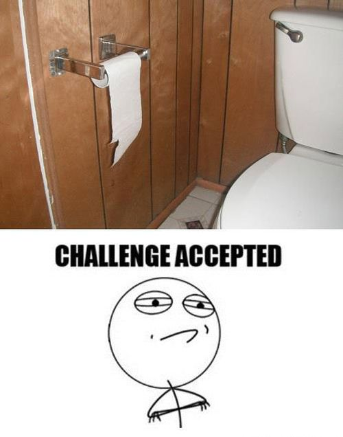 Challenge Accepted - Funny pictures