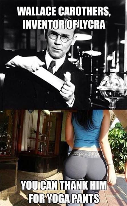 Wallace Carothers - Funny pictures