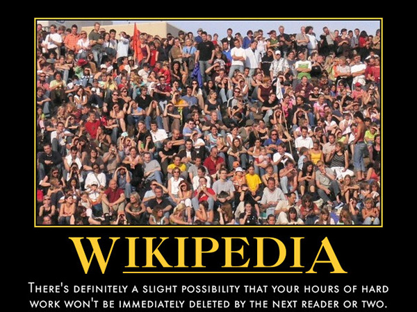 Wikipedia - Funny pictures