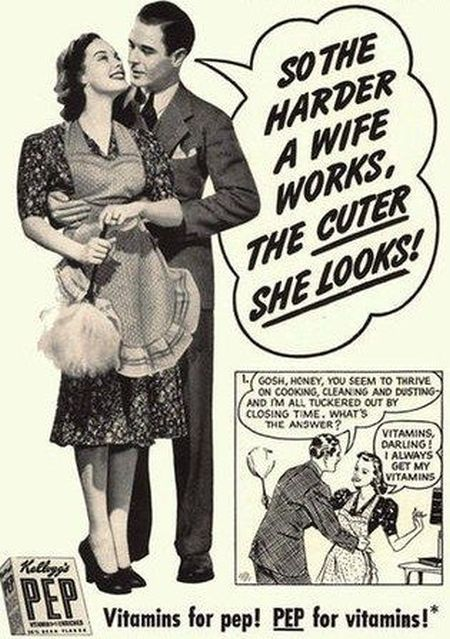10 Old Ads You Definitely Won't See Today - Funny pictures