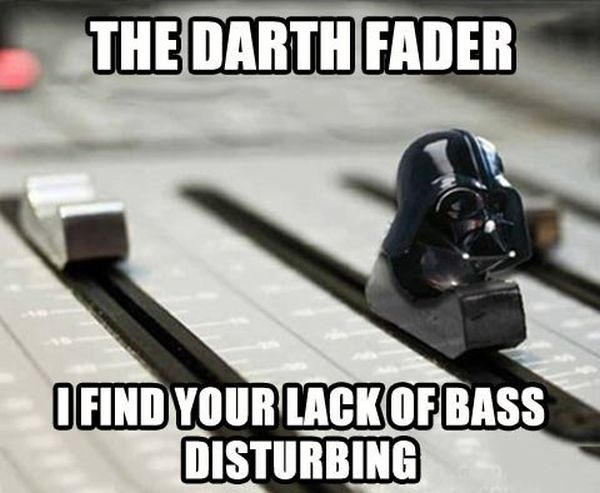 The Darth Fader - Funny pictures