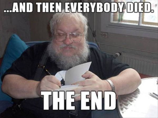 Game Of Thrones - How It Ends - Funny pictures