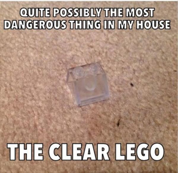 The Most Dangerous Thing In The House - Funny pictures