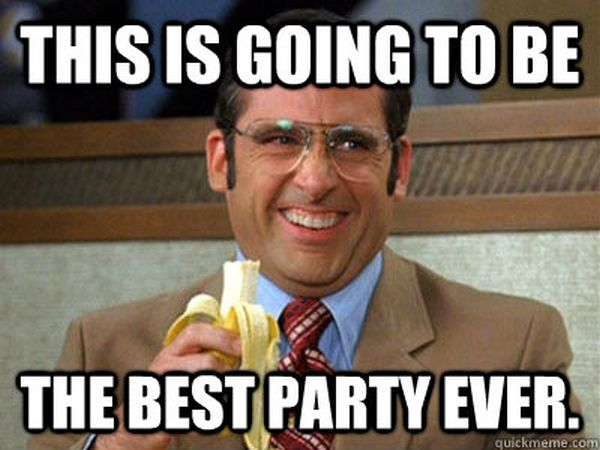 Party Hard - 10 Pics - Funny pictures