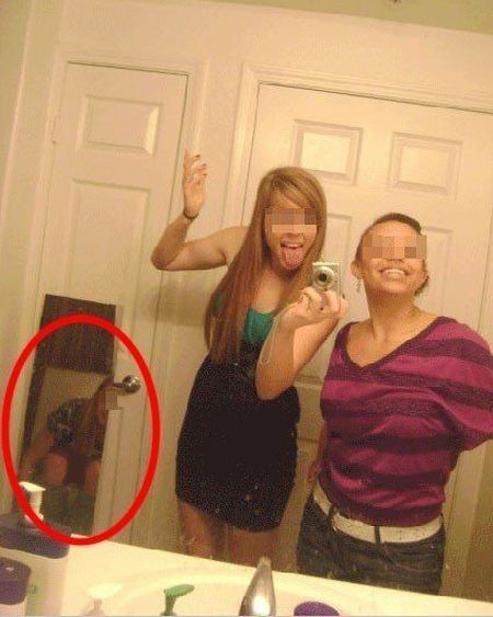 Reflection Fails - 6 Photos - Funny pictures