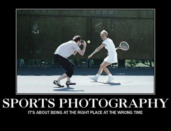 Sports Photography - Funny pictures
