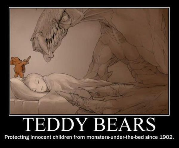 Teddy Bears - Funny pictures
