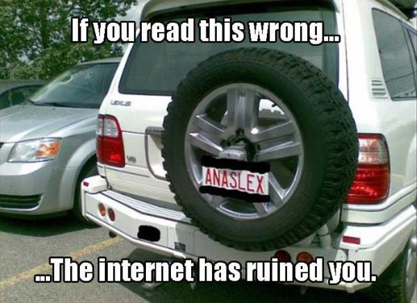 If You Read This Wrong - Funny pictures
